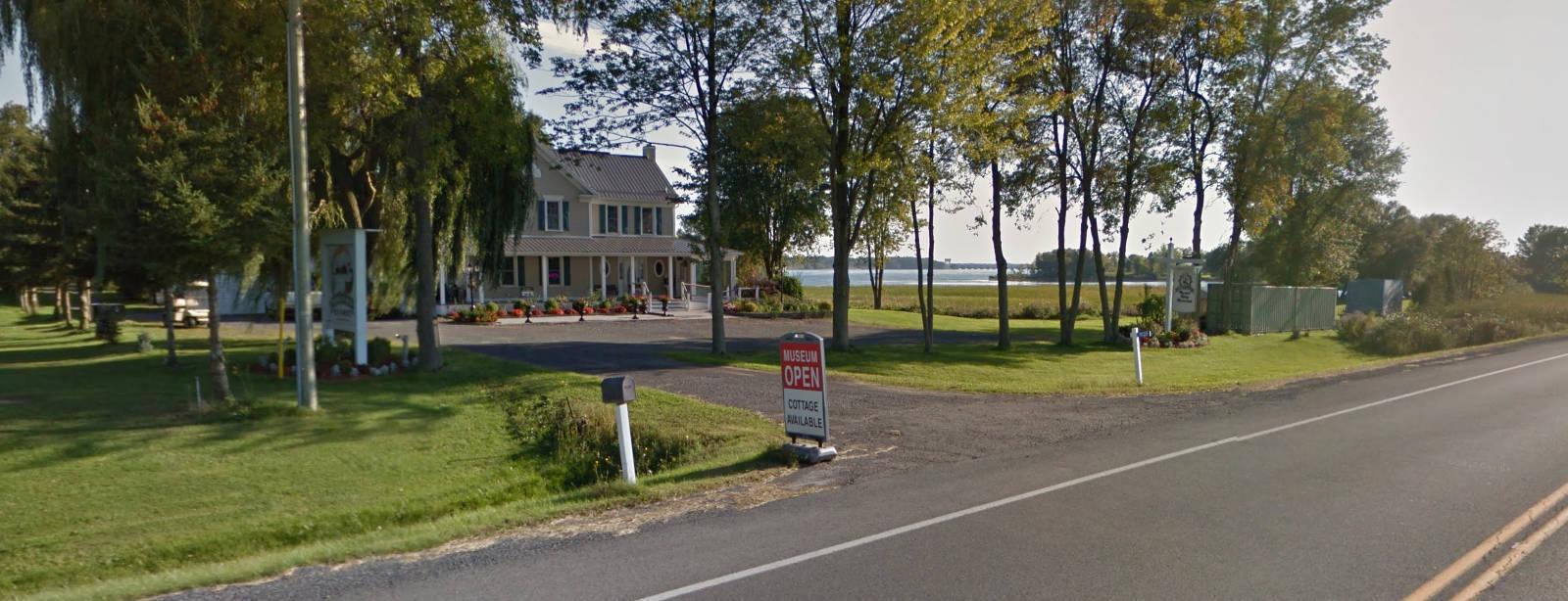 Doran Bay Ship Museum County Road 2