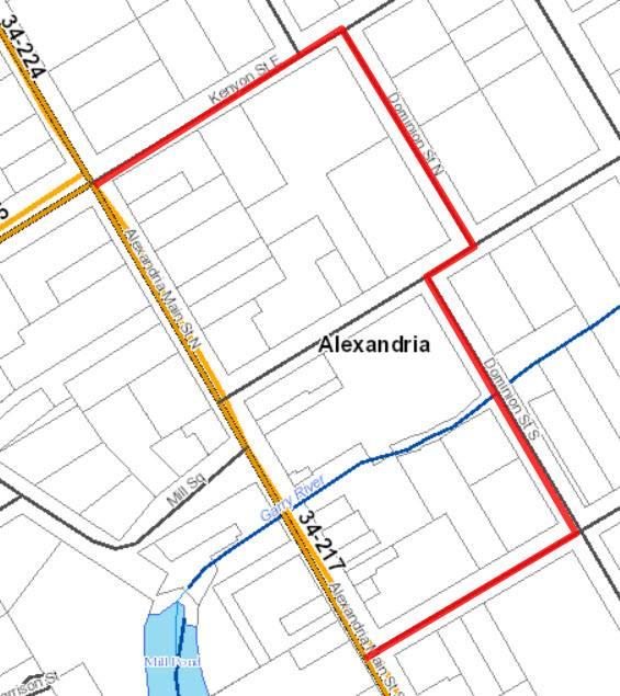 County Road 34 Closure Water Main Repair-Apr0215
