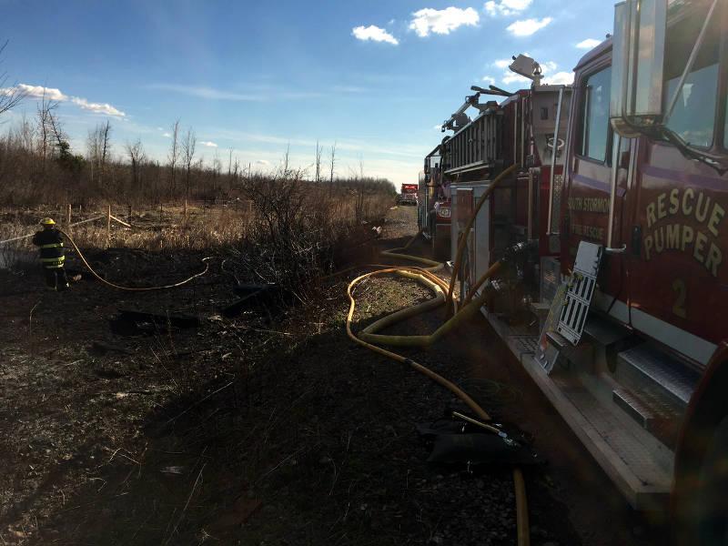 Ingleside Brush Fire Apr3015  IMG_5154 Edited