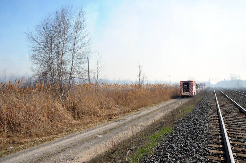 Ingleside Marsh Fire 01 Apr2915 Edited