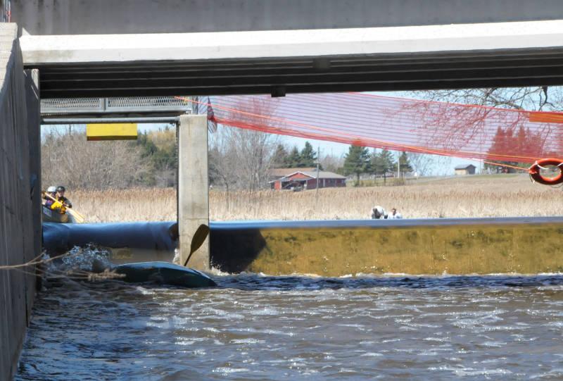 Raisin R Canoe Race Apr1915 132 Edited