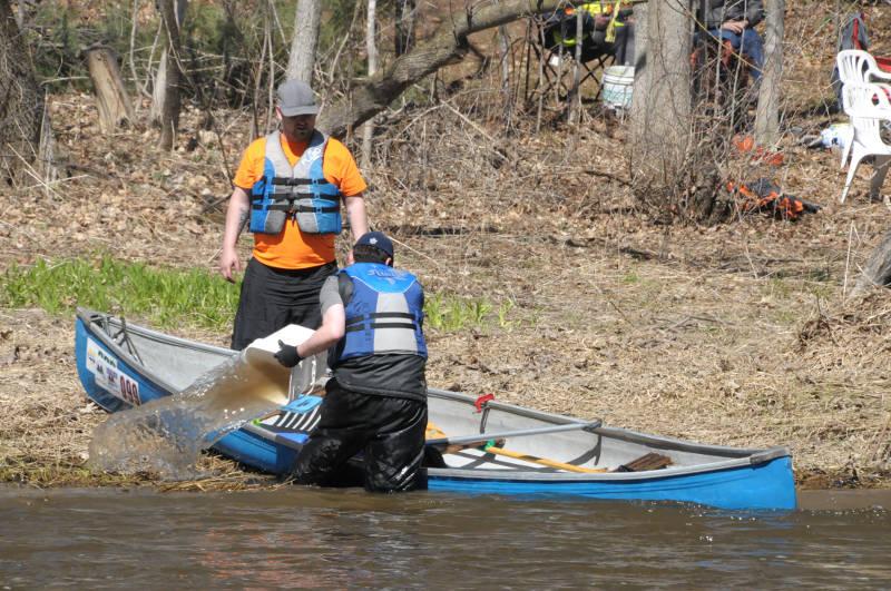 Raisin R Canoe Race Apr1915 503 Edited