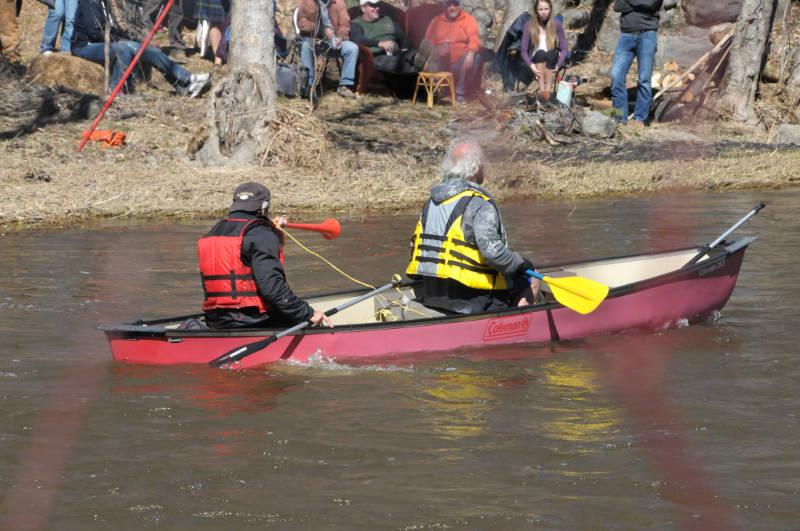 Raisin R Canoe Race Apr1915 569 Edited