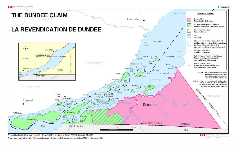 Dundee Claim Akwesasne May2515