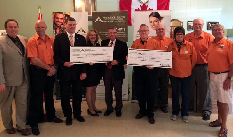 MP Guy Lauzon IPM Funding May0415 Edited