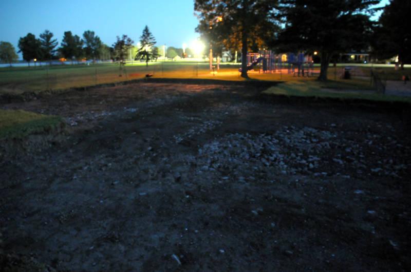 Earl Baker Park Construction Excavation Jun1715 Edited