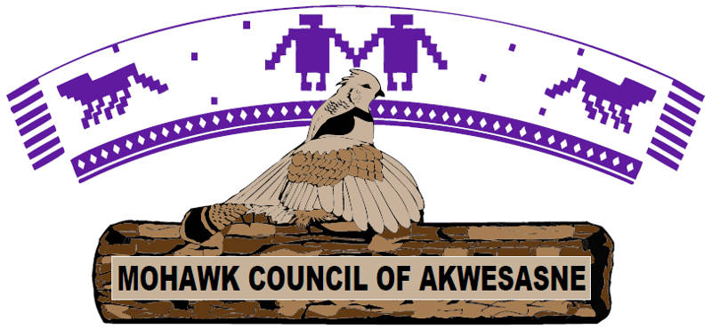 Mohawk Council of Akwesasne MCA Logo