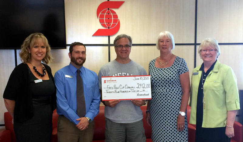 Scotiabank Fred Page Cup Donation Jun1215 Edited