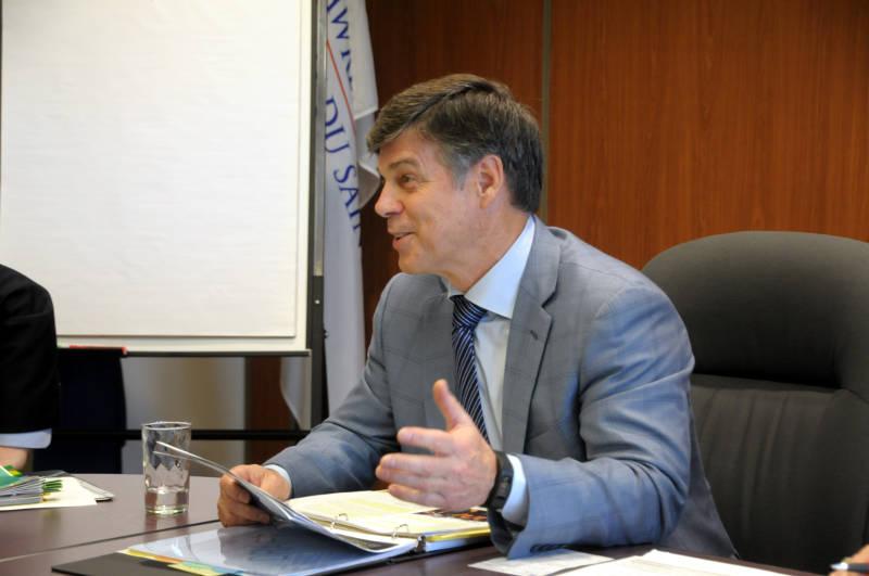 Terence F. Bowles Seaway President CEO Jun2215 Edited