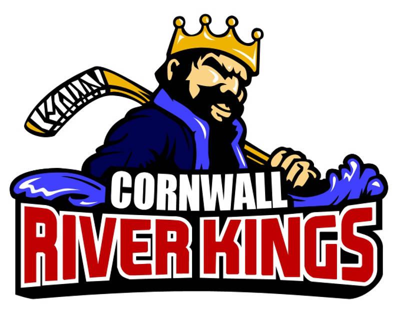 Cornwall River Kings 2015 Logo Edited