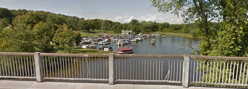 Gray's Creek Marina Google Maps Jul2015