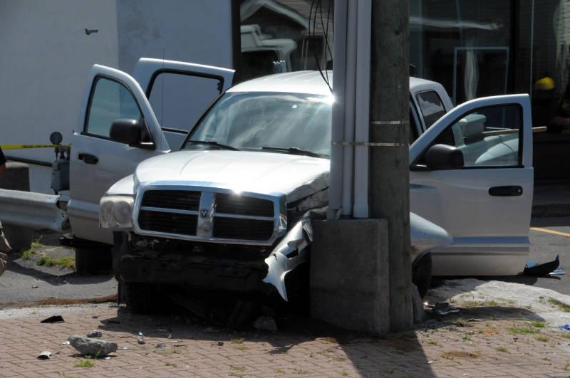 Truck Crash Ebikes Eleventh 03 Jul3015 Edited