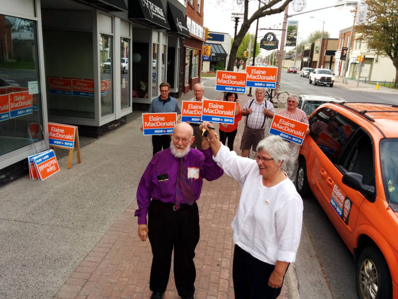 262 Pitt Street NDP Campaign Office May1514 Edited