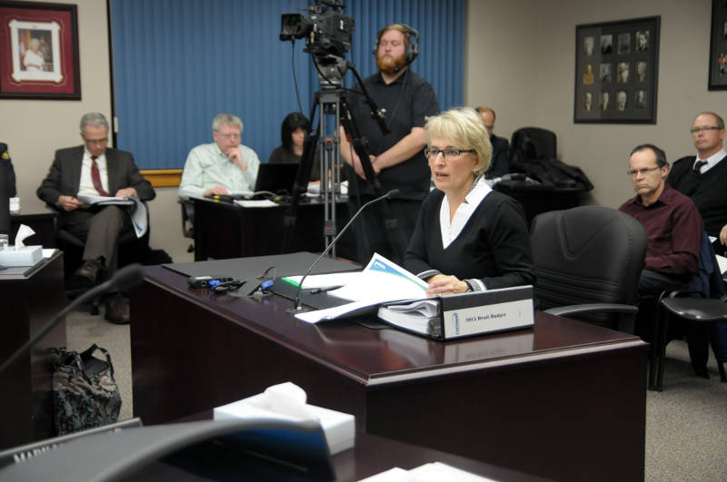 CFO Maureen Adams – Council – Budget – Jan1215-Edited