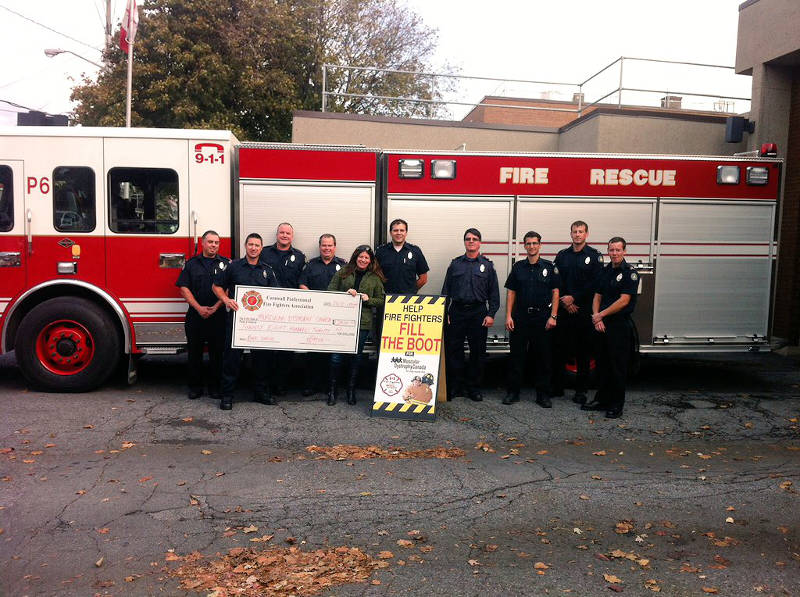 Fill The Boot Fundraiser Oct2015 Edited
