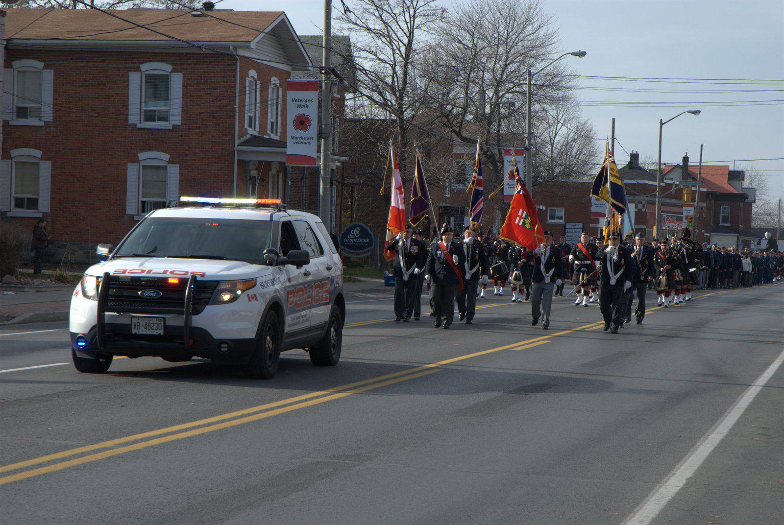Remembrance Day Parade PB Nov1115 01