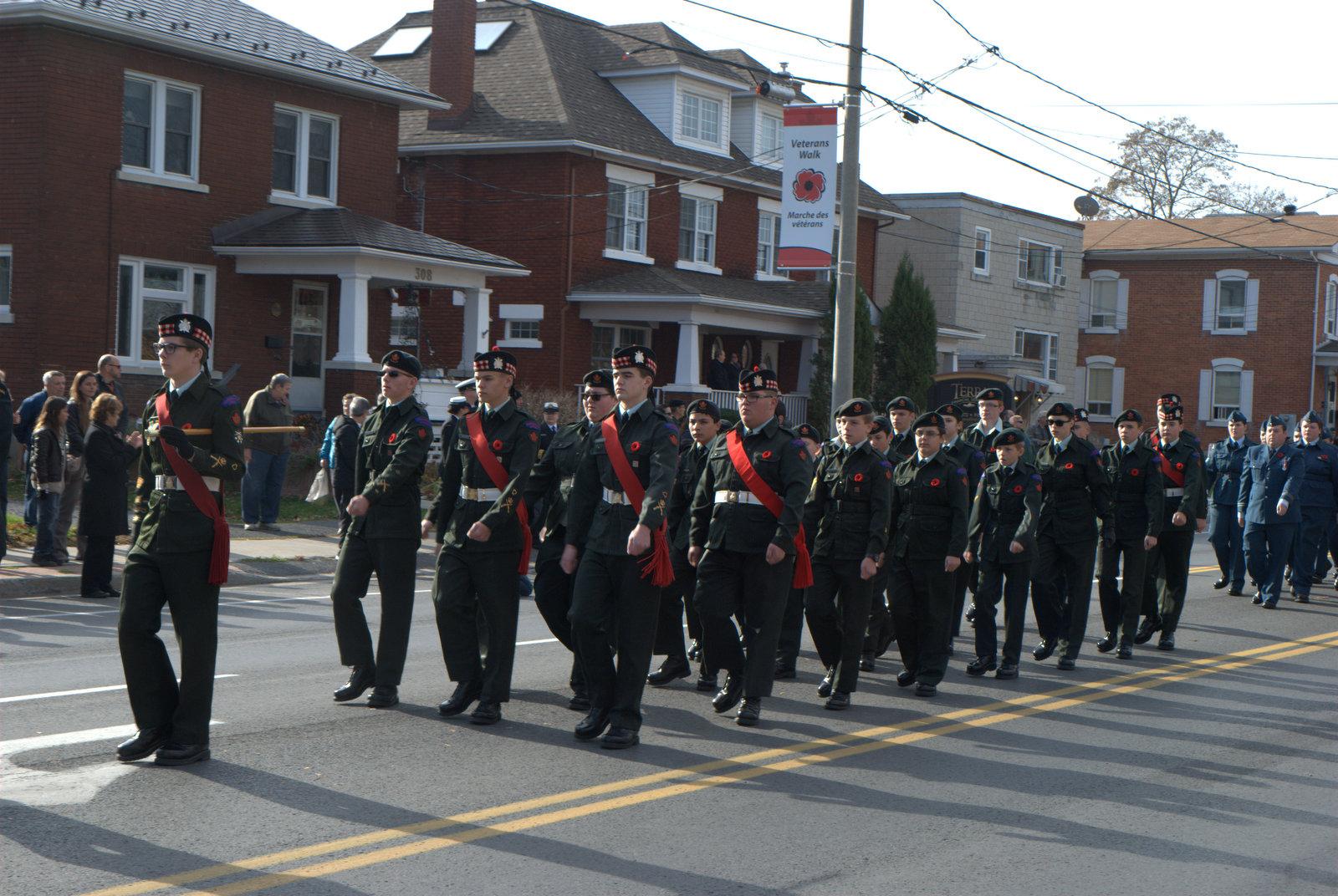 Remembrance Day Parade PB Nov1115 10