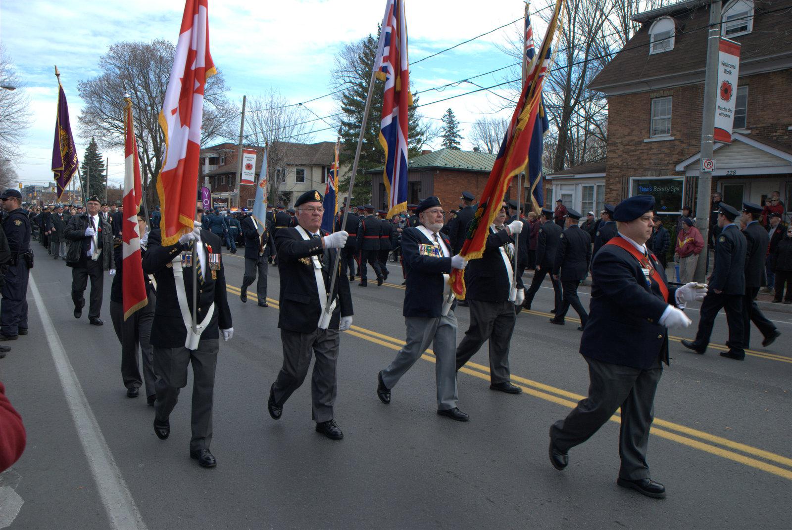 Remembrance Day Parade PB Nov1115 16