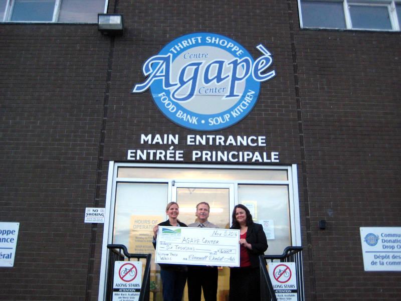Agape Center Dental Arts Donation Dec2315 Edited