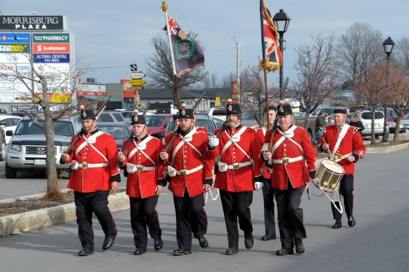 Morrisburg Santa Parade 2015 Dec0515 01 Edited