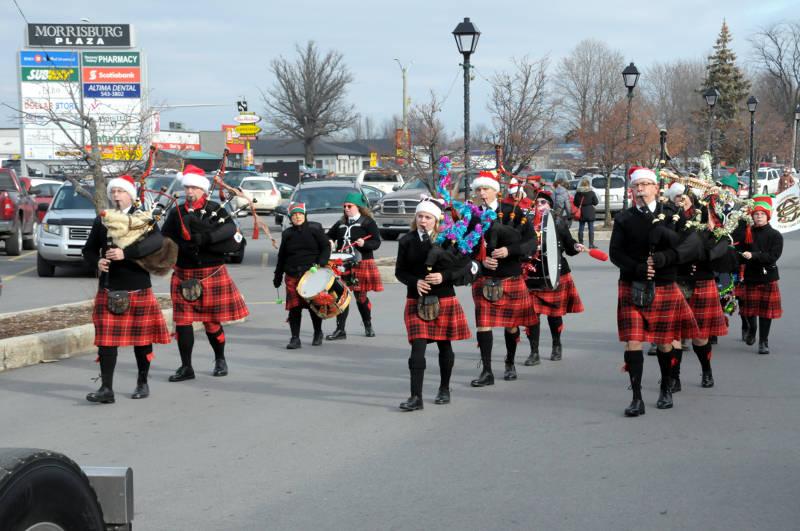 Morrisburg Santa Parade 2015 Dec0515 03 Edited