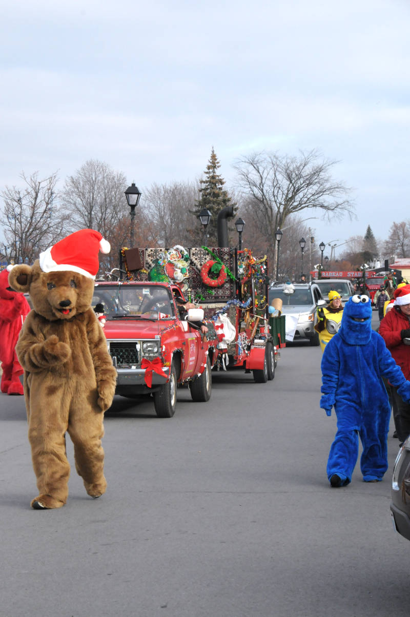 Morrisburg Santa Parade 2015 Dec0515 04 Edited