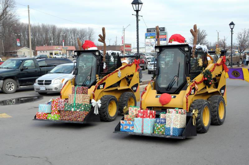 Morrisburg Santa Parade 2015 Dec0515 07 Edited