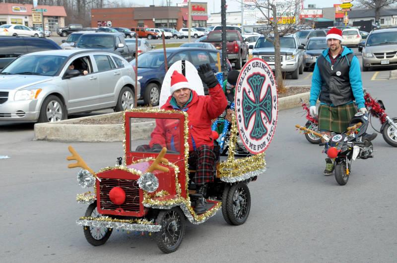 Morrisburg Santa Parade 2015 Dec0515 11 Edited