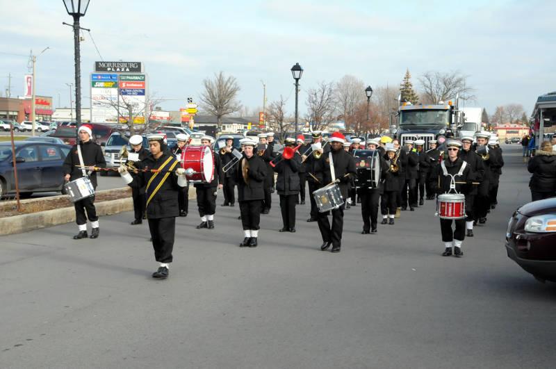 Morrisburg Santa Parade 2015 Dec0515 17 Edited