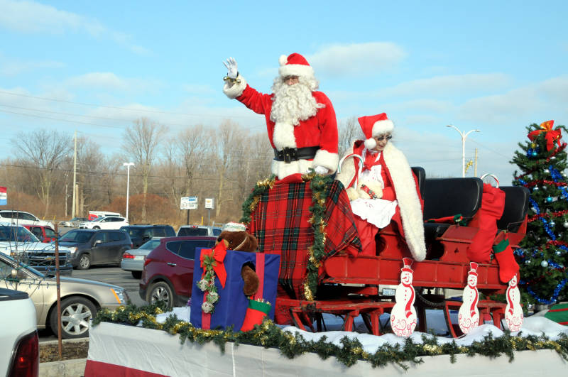 Morrisburg Santa Parade 2015 Dec0515 22 Edited