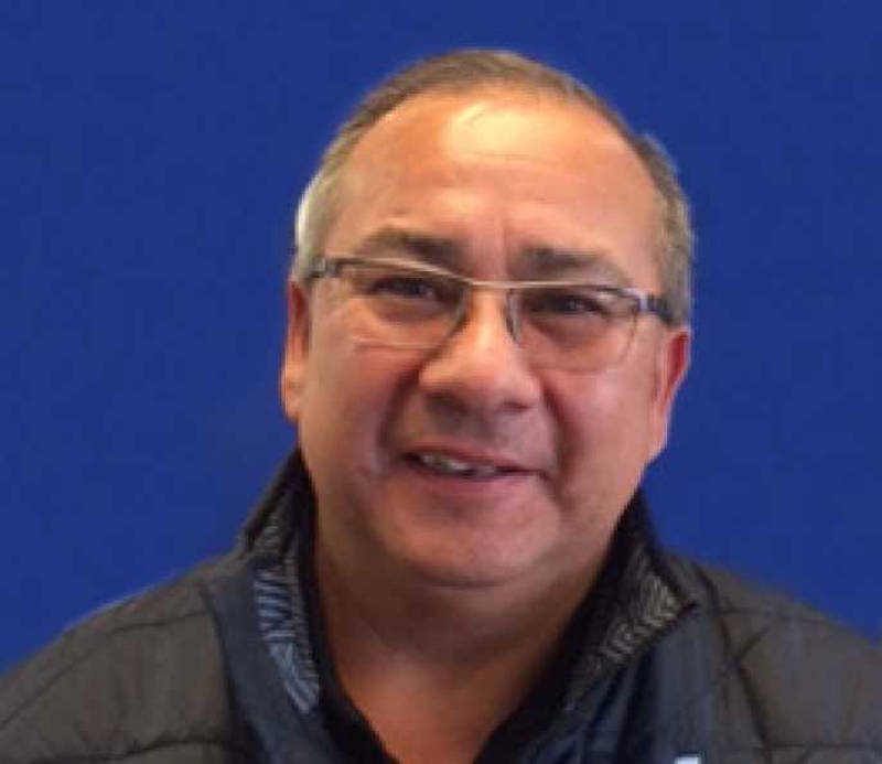 In this photo provided by CitiFinancial, Gerald McDonald of Akwesasne was one of ten Canadian winners in a loan payoff contest. (CitiFinancial via Newswatch Group)