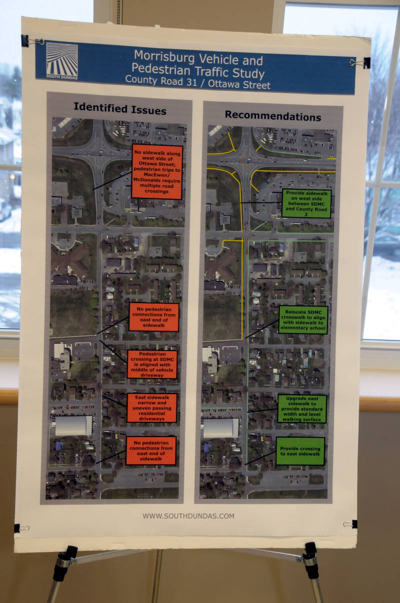 Morrisburg Traffic Study Open House Feb2516 07 Edited