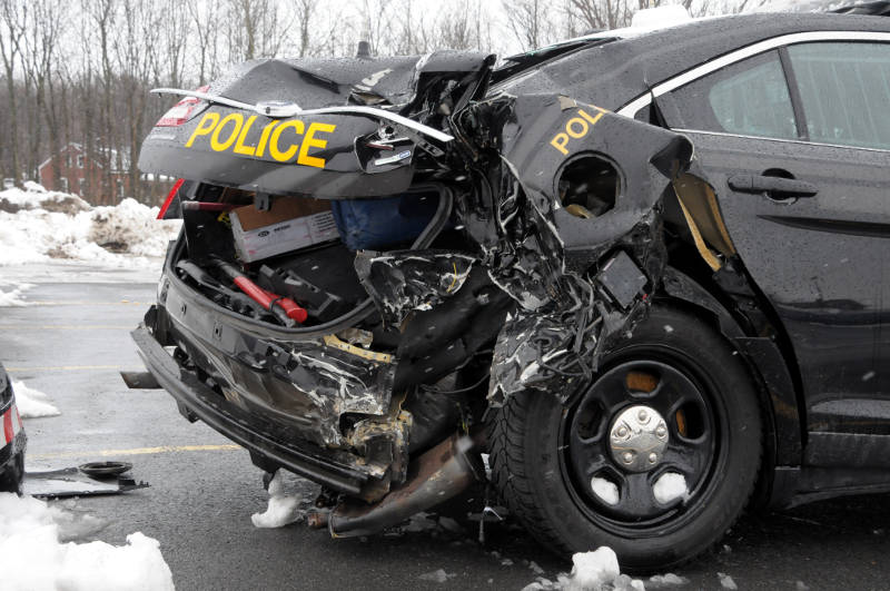 Police Cruiser Damage Feb2516 03 Edited