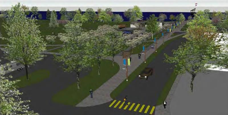 Morrisburg Waterfront Plan Concept Mar0415