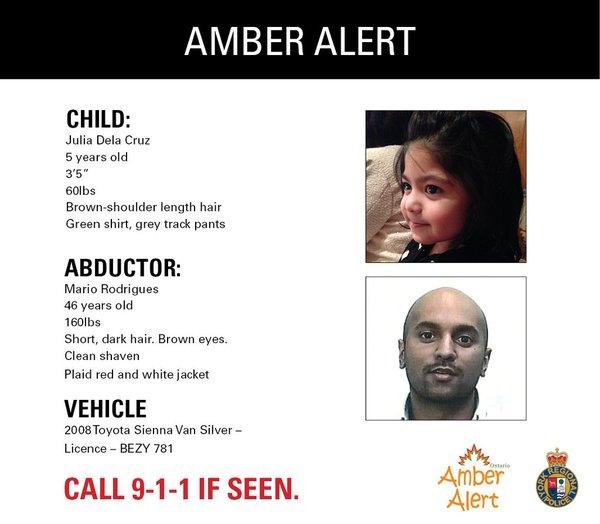 Amber Alert Apr1816