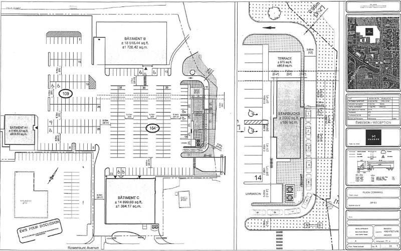 Plan Starbucks Brookdale Avenue Apr1216