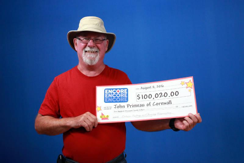 John Primeau Cornwall Encore Lottery Winner Aug1616 Edited