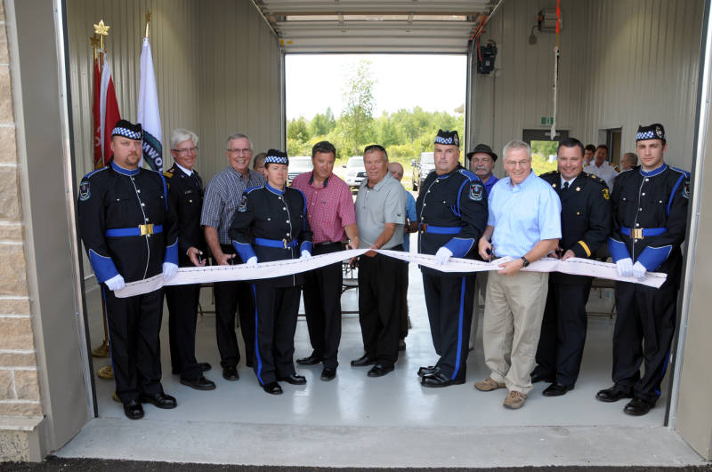 Long Sault Paramedic Base Opens Aug0916 01 Edited