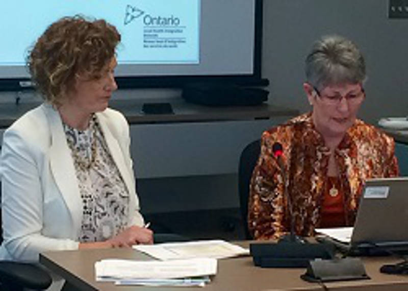 Colleen Taylor Janet Levere Champlain LHIN Mar0317 Edited