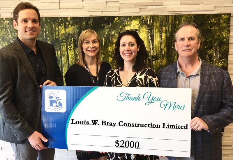Bray Construction Donation May0217 Edited