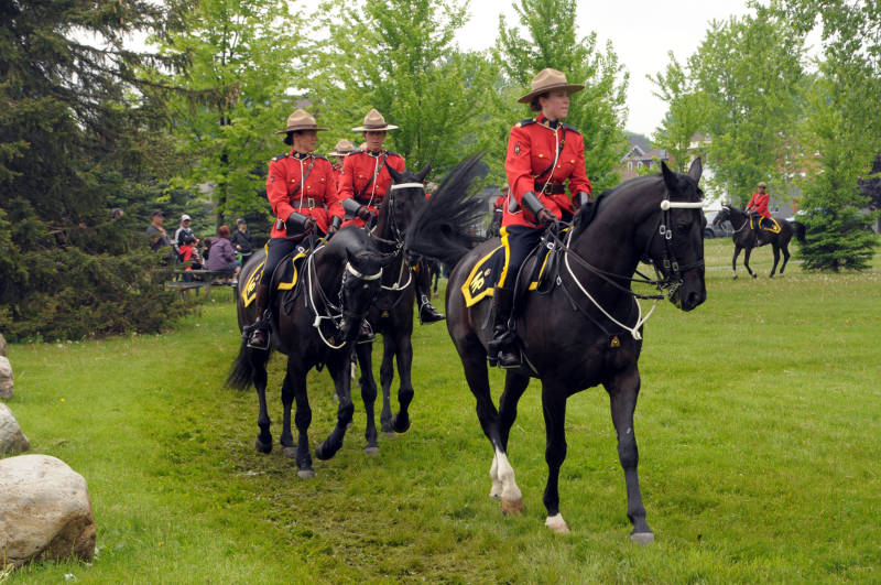RCMP Musical Ride MAy2618 06 E