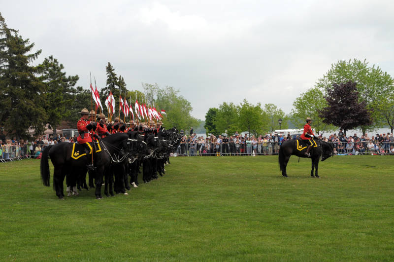 RCMP Musical Ride MAy2618 11 E