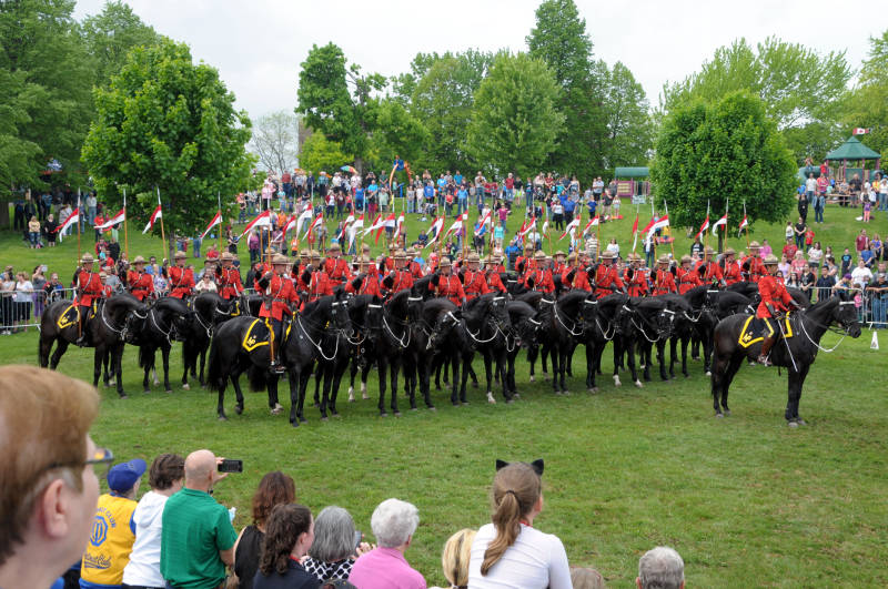 RCMP Musical Ride MAy2618 15 E