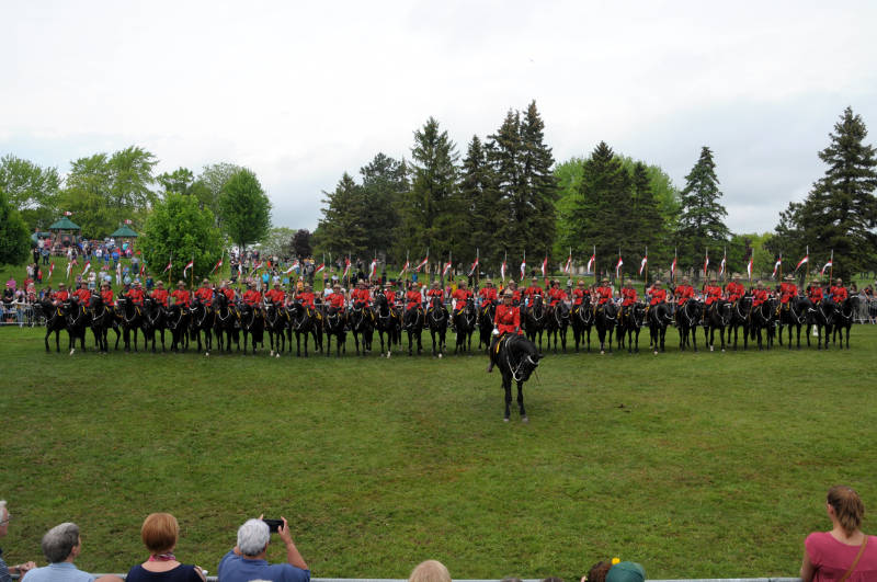 RCMP Musical Ride MAy2618 16 E