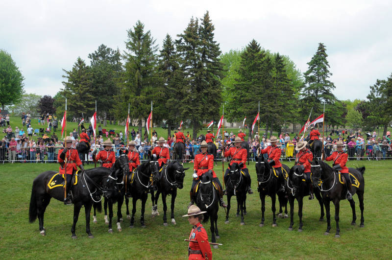 RCMP Musical Ride MAy2618 18 E