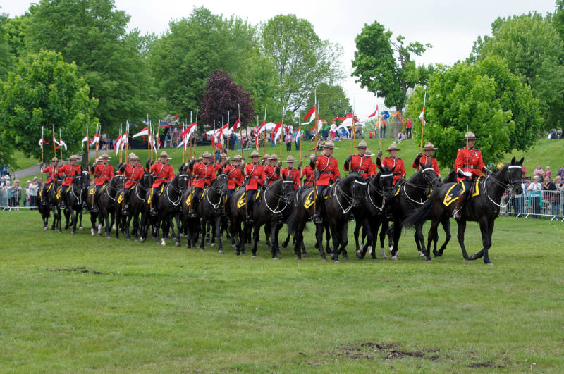 RCMP Musical Ride MAy2618 19 E