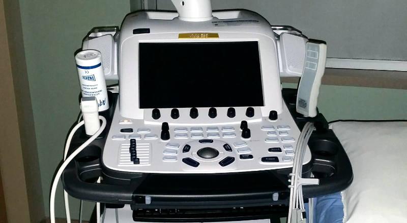 WDMH Echocardiogram Machine Jul3018 E HS