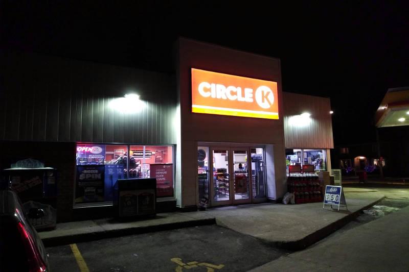 Circle K Marlborough Street Cornwall Nov2918 E