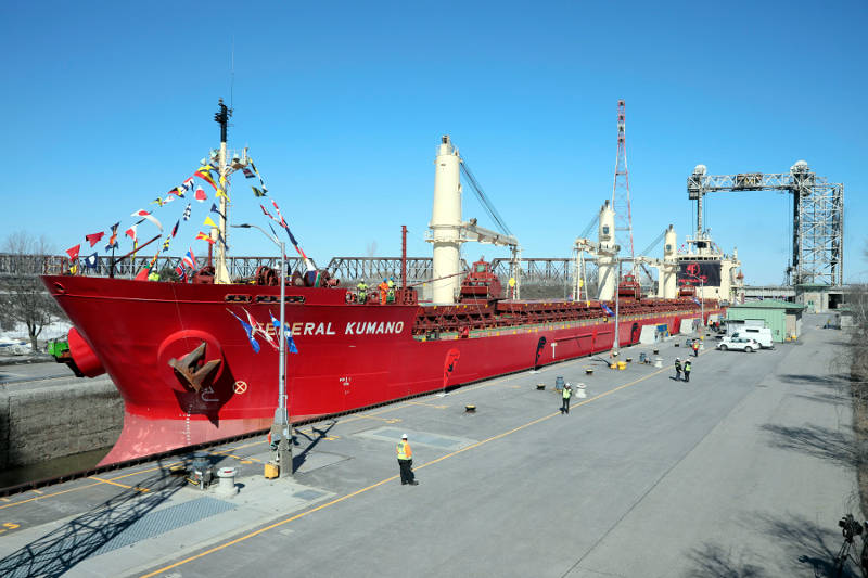 Federal Kumano Seaway 60 Opening Mar2619 E