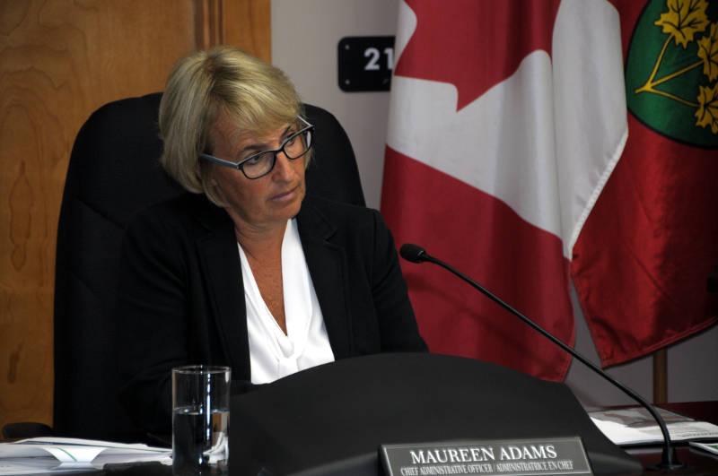 CAO Maureen Adams Grants Review Sep2319 E